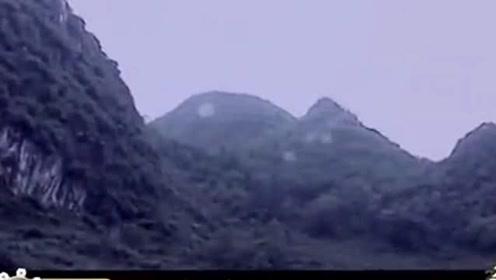 贵州男子上山找马,碰到一件恐怖的事,无人山谷惊现厮杀大战声音