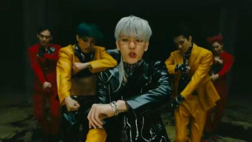 EXO《OBSESSION》新曲MV,哥哥太迷人了吧!