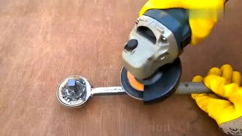 牛人自制螺丝小神器,太实用了,发明者真是有才!
