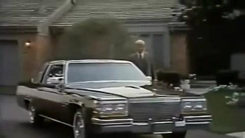 凯迪拉克 V8-6-4 广告