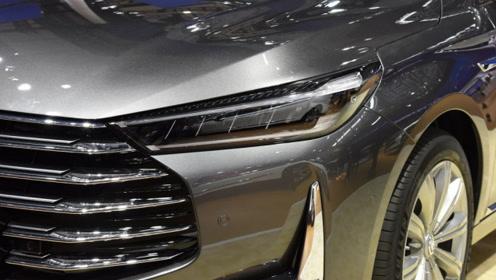 """国产""""雅阁""""即将上市,车长超过5米,2.0T动力+8AT"""