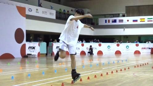2019SSO上海国际公开赛 青男花式对抗 资格赛 第二组