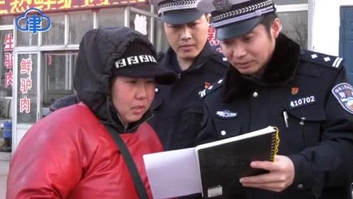 津云微视 骑车老人与农用三轮车发生剐蹭 送医抢救后身亡!民警6小时破案