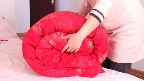 棉花被、纤维被、蚕丝被、羽绒被哪种更好用?今天总算清楚了