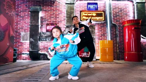 大律动hiphop超好看,女生跳hiphop也太帅了吧!