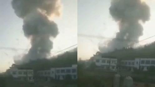 湖南浏阳一烟花厂爆炸现场!已致7死13伤 负责人等被控制
