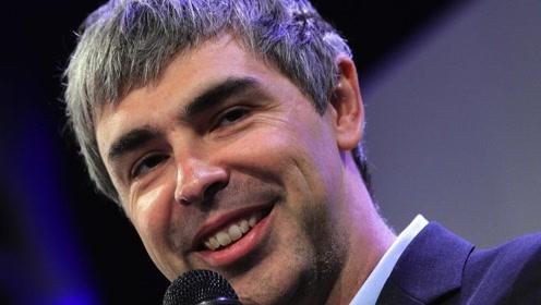 谷歌创始人拉里-佩奇宣布辞任