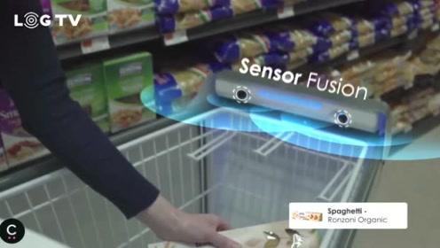 国外超市的智能购物车,未免也太先进了!