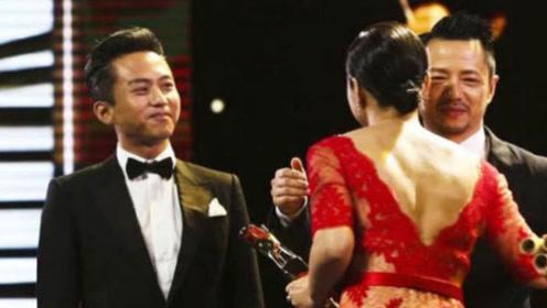 与邓超相爱3年,分手差点自杀,再次同台不敢对视,邓超尴尬难堪