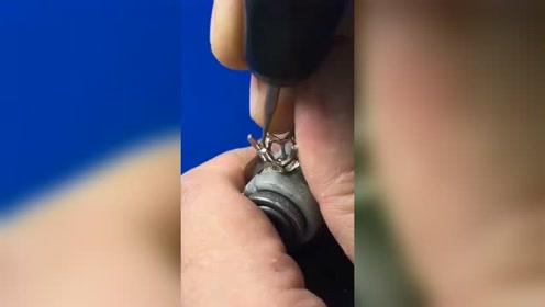 这就是你给你未来老婆买的钻戒