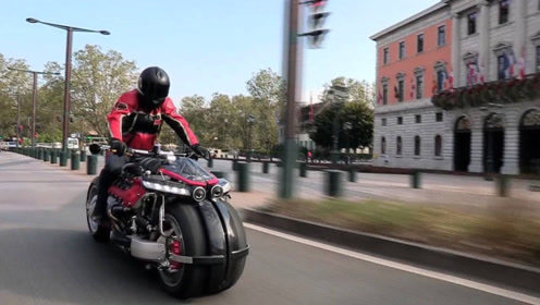 """3款世界上最""""疯狂""""的摩托车,看着就刺激,你觉得哪辆最酷?"""