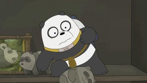 小熊猫向往动物园外的生活,它带着玩偶逃跑,未来会怎样?!