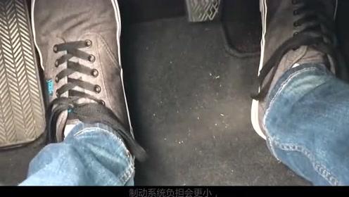 手动挡车离合刹车能同时踩吗?一定要注意!没出事算你走运