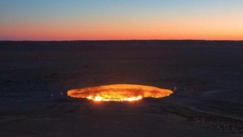 科学家心血来潮在沙漠点了一把火,烧了48年不灭,损失近千亿