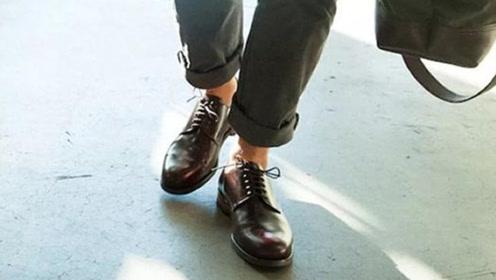 皮鞋只能配正装?学会这些搭配细节更添时尚感