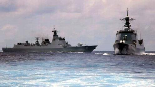 美议员提议美军舰访台想吓唬谁?解放军必要时直接驶入台湾港口