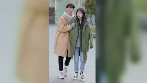 姑娘:虽然男友的衣服最温暖,可为什么我总觉得另一件衣服更好看呢