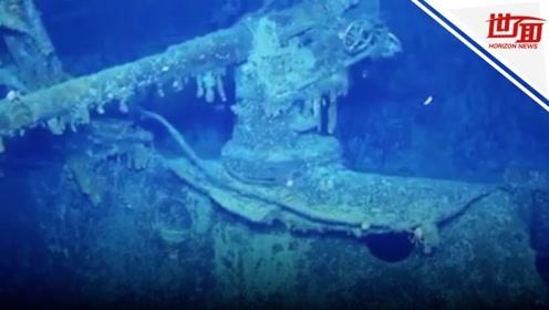 800人的水下坟墓:海底惊现一战德国战舰残骸