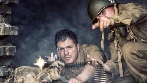 """二战时,美军头盔上敷一张""""渔网""""有何用?用途远比我们想的大"""