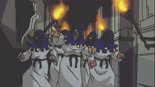 成龙历险记:成龙冲出了包围!敌人又全都追了过来!