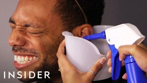 这才是真正的掏耳朵神器,效果简直不要太牛,用棉签可都落伍了