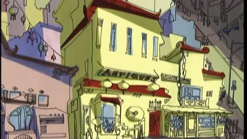 成龙历险记:小玉发现巧克力形状像个符咒!龙叔又要出发了