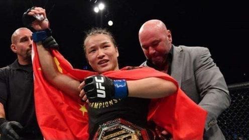 中国UFC冠军张伟丽当面狂怼甄子丹!甄子丹竟然怂了