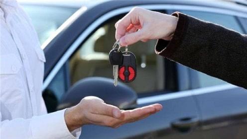 汽车装上这个小装置,遇到朋友借车,说不借也不伤感情