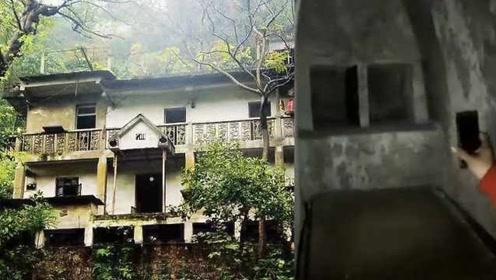 重庆古镇老宅藏玄机,地下密道藏墓室:曾是康熙年间繁华村落