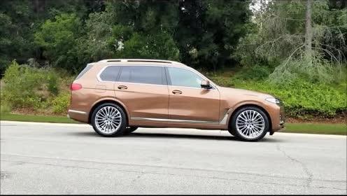 一起来看帅气的2019款 BMW X7 40i