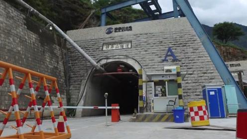 中国锦屏山地下实验室,地理环境提供天然优势,看完感到自豪!