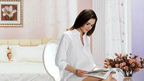 """孕妈上厕所时,胎宝的""""感受""""可能是什么?原来小家伙也挺不容易"""