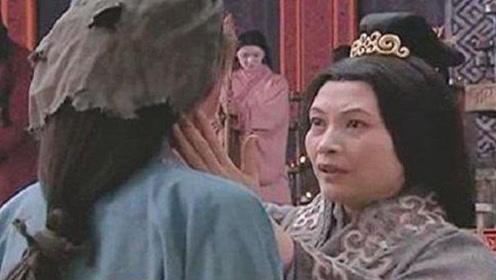 皇帝到一农妇家,农妇吓得转身就跑,不料皇帝却说:姐,你跑啥?