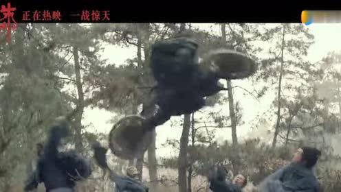 肖战李沁孟美岐主演的《诛仙》!这段技术很厉害!