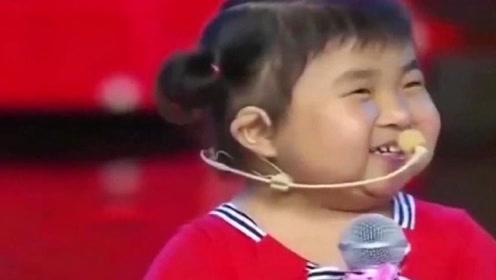 4岁萌娃李欣蕊上节目,一首歌惊艳全场,真是个天才少女!
