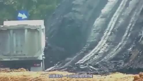 """厉害了""""老司机""""!见识一下什么叫!""""越山川河流如履平地"""""""