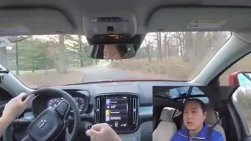 公路疾驰,全新一代沃尔沃XC40测试