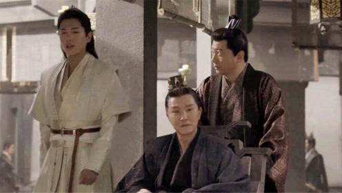 庆余年:范闲和陈萍萍见面,王启年终于暴露身份,范闲吃惊了