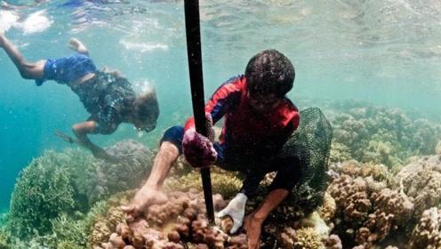"""被称为""""海上的民族"""",一辈子生活在水中,只有死后才能离开水"""