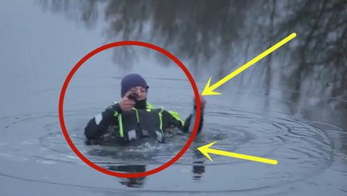 """国外牛人发明""""漂浮衣"""",能实现水上漂吗,结果意想不到!"""