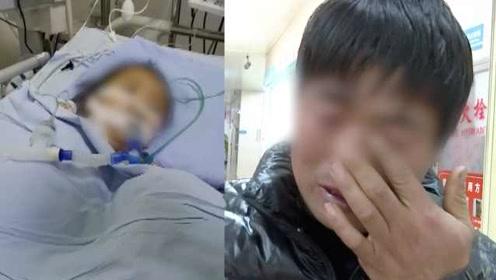奇迹!5岁女童7楼坠下,昏迷8天后苏醒,父亲喜极而泣