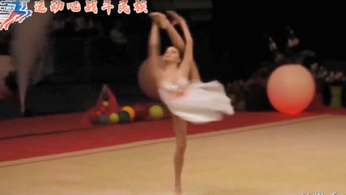 """简直是神仙打架!第一次见到用体操""""旋转一字马""""斗舞的"""