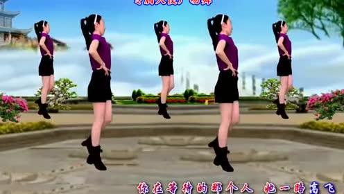 32步广场舞《意乱情迷》经典情歌新舞蹈!动感优美!送给初学者