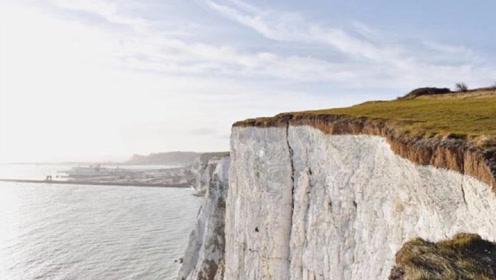 """英国有个""""死亡之崖"""",游客来此情不自禁跳崖,专家给出科学解释"""