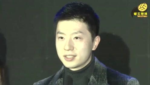 马龙获国际乒联2019年年度最佳男运动员