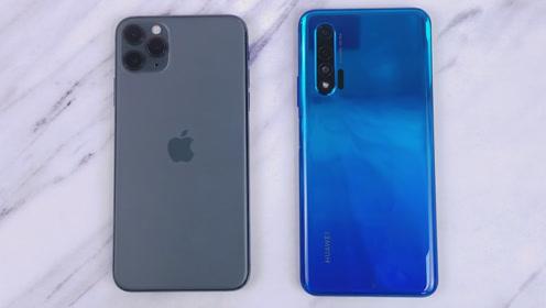 苹果11Pro对比华为Nova6,贵的就一定好?