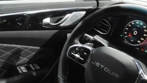 又一中型SUV上市,车长4875mm,和汉兰达同级,起售价9.99万