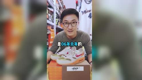 这双球鞋开启了陈冠希的clot与nike联名的合作之旅!