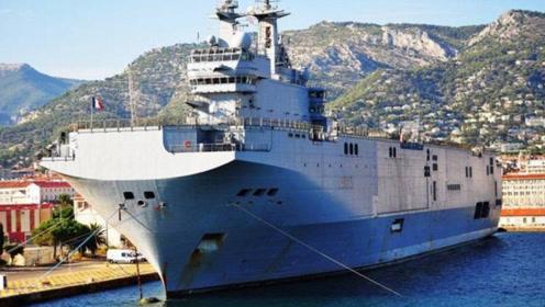 """俄军退而求其次,得不到西方援助,造不起航母就造""""小号""""航母"""