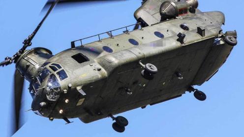 年过半百还在服役,如此强悍的CH-47支奴干,中国为何不造?